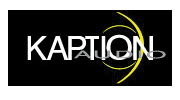 Kaption Audio Logo